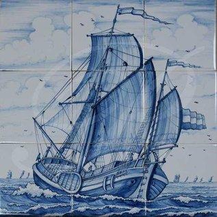 Taferelen - Bilder - scenes RF9-28 kofschip