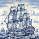 Taferelen - Bilder - scenes RF9-22, whaler