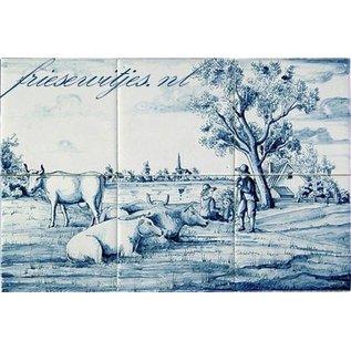Taferelen - Bilder - scenes RF6-7, Landschaft