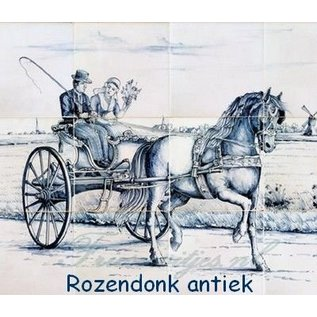 Dieren - Tieren - animals RF12-4, Horse