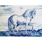 Dieren - Tieren - animals RF12-1, Frisian horse