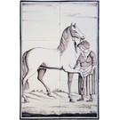 Dieren - Tieren - animals RF6-8, Pferd