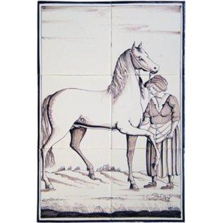 Dieren - Tieren - animals RF6-8, horse