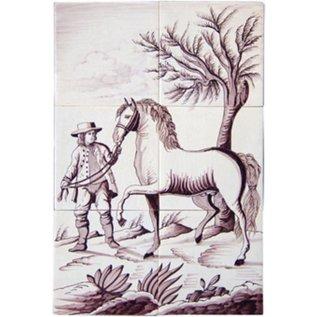 Dieren - Tieren - animals RF6-10, Pferd