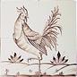 Dieren - Tieren - animals RF4-2, Rooster