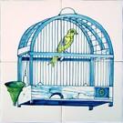 Dieren - Tieren - animals Rf4-8b, kooi