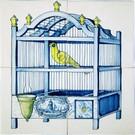 Dieren - Tieren - animals Rf4-8e, kooi