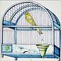 Dieren - Tieren - animals Rf4-8d Käfig