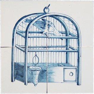 Dieren - Tieren - animals Rf4-8f cage