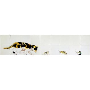 Dieren - Tieren - animals RH13-2, Katze