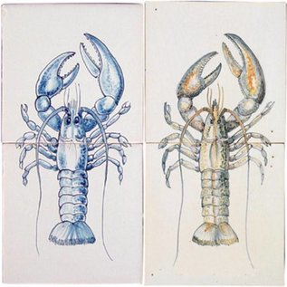 Dieren - Tieren - animals RH2-6, lobster