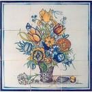 Bloemen - Blume - flowers RM9-1, Bloemstuk