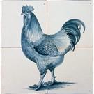 Dieren - Tieren - animals RH4-6-7 Huhn