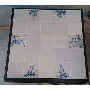 Voorbeelden - Fotogalerie - Photo Gallery Bistro tables