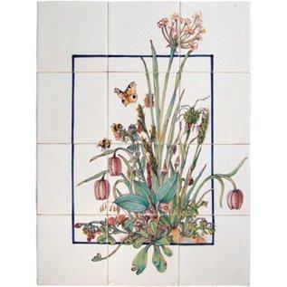 Bloemen - Blume - flowers RH12-1 zwanenbloem
