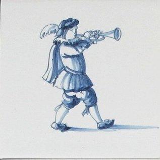 Figuren - characters RH1-35 Muzikanten