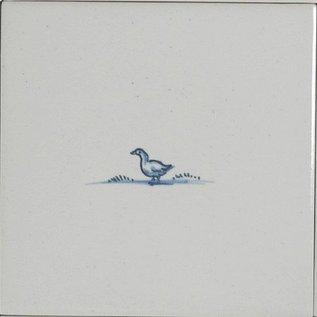 Dieren - Tieren - animals RF1-33 Tier Skizzen auf eine Fliese