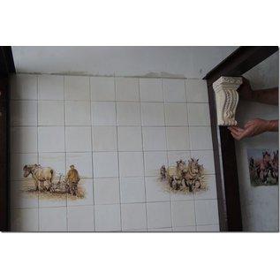Voorbeelden - Fotogalerie - Photo Gallery Hinter dem Ofen
