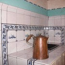 Voorbeelden - Fotogalerie - Photo Gallery Tiled stove