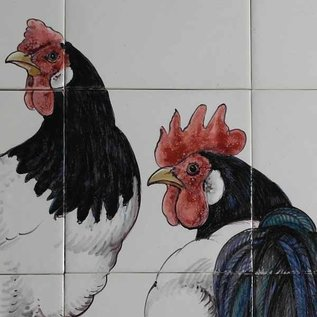 Dieren - Tieren - animals Lakenfelder Hühner