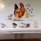Voorbeelden - Fotogalerie - Photo Gallery Kip met kuikens