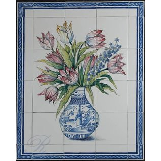 Bloemen - Blume - flowers RH12-29 Vase