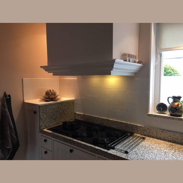 voorbeelden - fotogalerie - photo gallery kleine küche ... - Friesische Küche