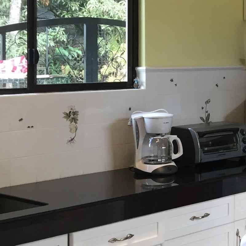 voorbeelden - fotogalerie - photo gallery blumen in der küche ... - Friesische Küche