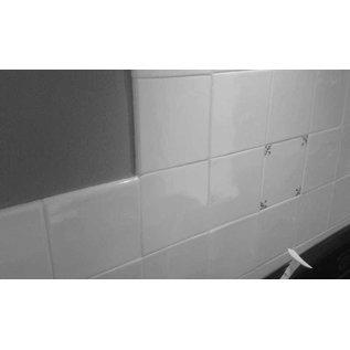 Voorbeelden - Fotogalerie - Photo Gallery Whites with glazed side