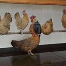 Voorbeelden - Fotogalerie - Photo Gallery Goudpel kippen