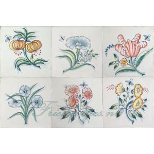 Bloemen - Blume - flowers RF1-6 Blumen