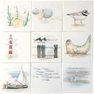 Dieren - Tieren - animals RH1-41 Wattenmeer Serie