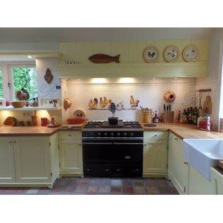 Voorbeelden - Fotogalerie - Photo Gallery Chicken at the stove