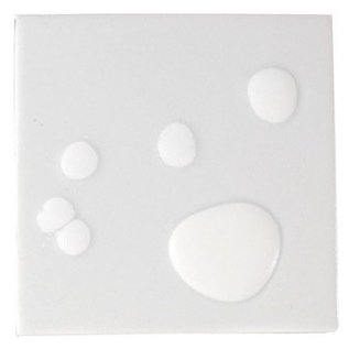 Witjes - Uni Fliesen - uni tiles Tile with air bubbles