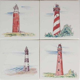 Taferelen - Bilder - scenes RH1-32 Lighthouses
