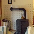 Voorbeelden - Fotogalerie - Photo Gallery Ox head tiles