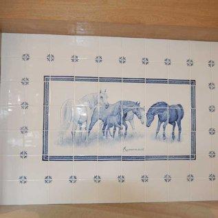 Voorbeelden - Fotogalerie - Photo Gallery Pferde im Kamin