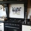 Voorbeelden - Fotogalerie - Photo Gallery charcoal chimney