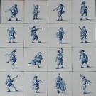 Figuren - characters RH1-35 Musicians