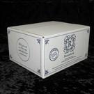 Witjes - Uni Fliesen - uni tiles Paket 5 Warm-weiß