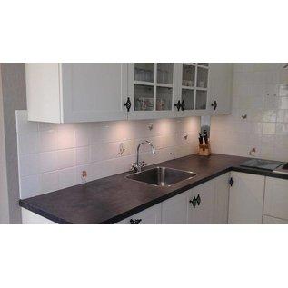 Voorbeelden - Fotogalerie - Photo Gallery Stroi Friesischefliesen in der Küche
