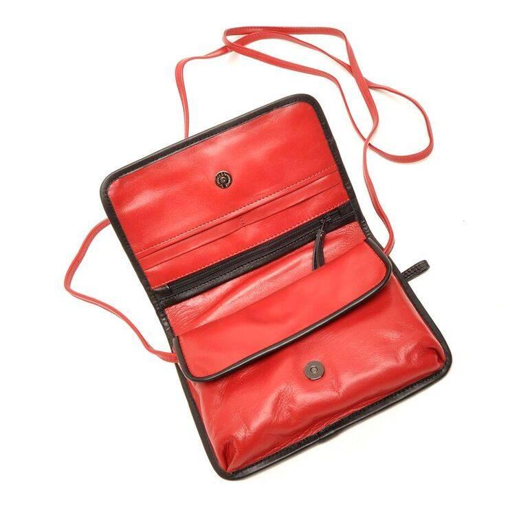 Berba 005 505 rood zwart damestassen engbers lederwaren - Eetkamer rood en zwart ...