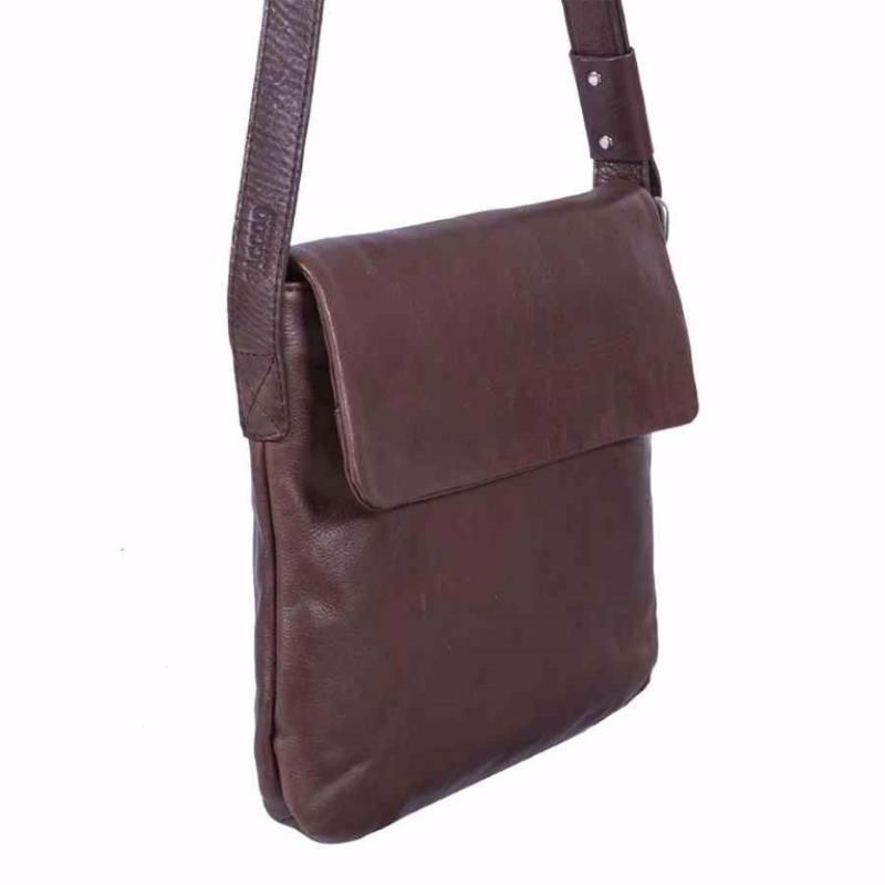 Tassen Hengelo : Saccoo brown damestassen engbers lederwaren