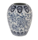 Big Delft Blue Vase