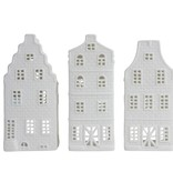 Canal House Tealight holder B (set of 3)