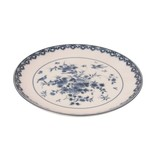 Delftware breakfast plates (set 0f 2)