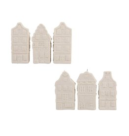 Canal ornaments (set of 6)