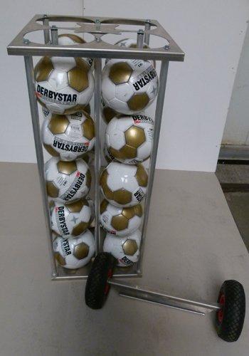 Aluminium léger Ballenwagen