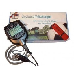Video-Analyse Software met USB Stopwatch