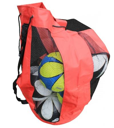 Ballenzak - pour 12 boules (six couleurs)